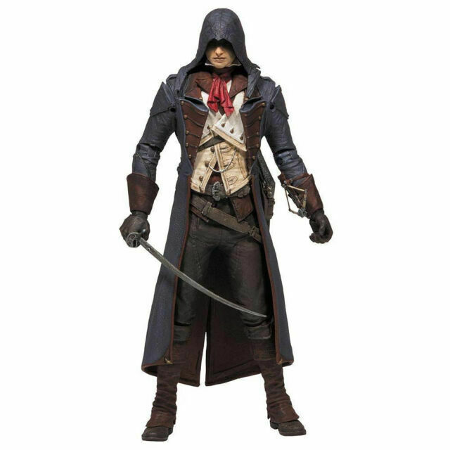 Assassins Creed Unity Arno Dorian Series 3 Action Figure Mcfarlane Toys For Sale Online Ebay