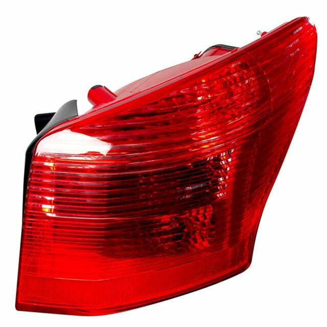 Peugeot 407 2004-2008 SW Estate Rear Tail Light Lamp Pair Left /& Right