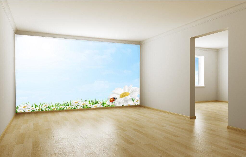 3D Himmel Gänseblümchen 843 Tapete Wandgemälde Tapete Tapeten Tapeten Tapeten Bild Familie DE  | Zu verkaufen  | Am wirtschaftlichsten  | Haltbar  bfb166