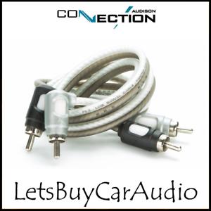 Conexión Audison ft2-100 1.0 M Rca Amplificador de coche Phono Plomo
