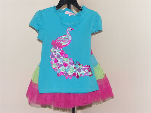 JONA MICHELLE GIRLS  TWO PIECE Embellished T-Shirt /& Tutu Skirt Set 6 SIZES BNWT