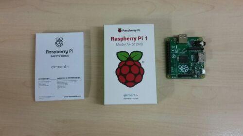Raspberry Pi Model buona condizione V Più RAM 512mb realizzata nel Regno Unito
