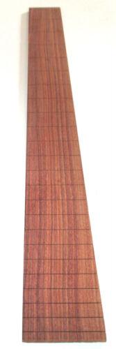 Pao Rosso Griffbrett fretboard Rohling Schlitze LP o Fender Mensur nach Wunsch