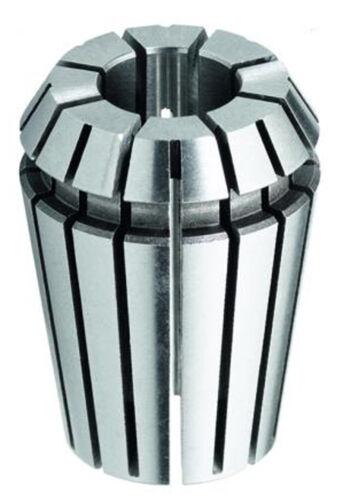 """0.0002/"""" T.I.R. Standard Precision 7//32/"""" ER20 Steel Sealed Collet"""