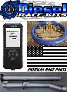 Details About 2011 2019 Ford 6 7 Egr Delete Dpf Delete Kit Package Competition Tuner