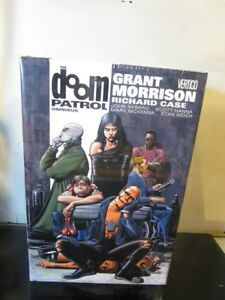 Asterix The Doom Patrol Omnibus by Grant Morrison.