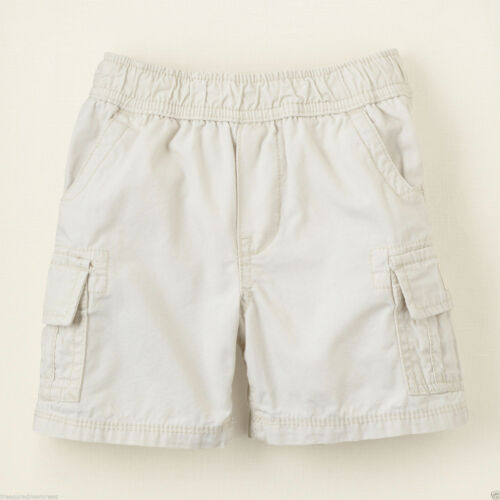 Children/'s Place Woven Shorts With Adjustable Waist ~ Size 12 or 18 Months ~ NWT