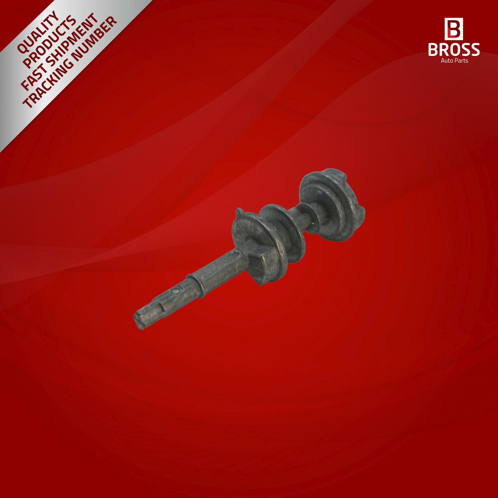 Bross BSP14 Ignition Lock Cylinder Shaft For BMW E34 1988-1996 E36 1990-2000