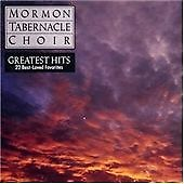 1 of 1 - Mormon Tabernacle Choir's Greatest Hits: 22 Best-Loved Favorites (1993) CD