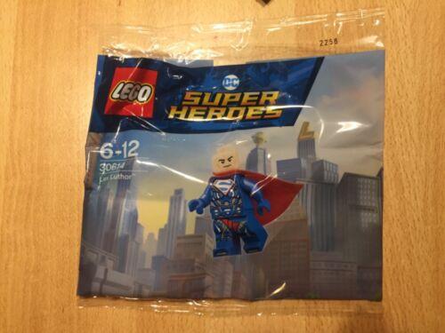LEGO 30614-Super Heroes-Lex Luthor Polybag//PROMO