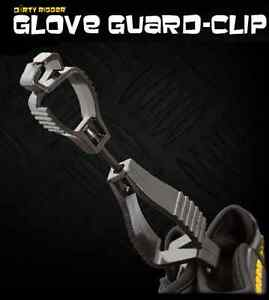 Dirty Rigger Clip pour gant