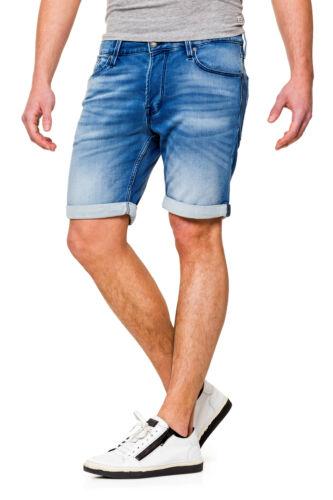 Jack /& Jones Hommes Jeans Short Pantalon Court Pantalon court bermuda Casual aspect use