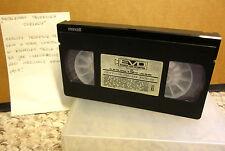 PROFESSOR CZELAWA PROBLEM 1986 psychological Polish horror VHS Stefan Grabinski