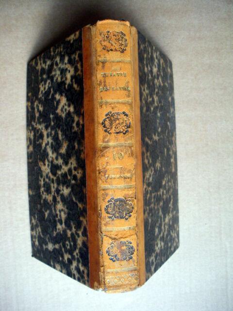 Théatre Complet des Latins - Térence (T. 2) - J.-B. Levée - 1820