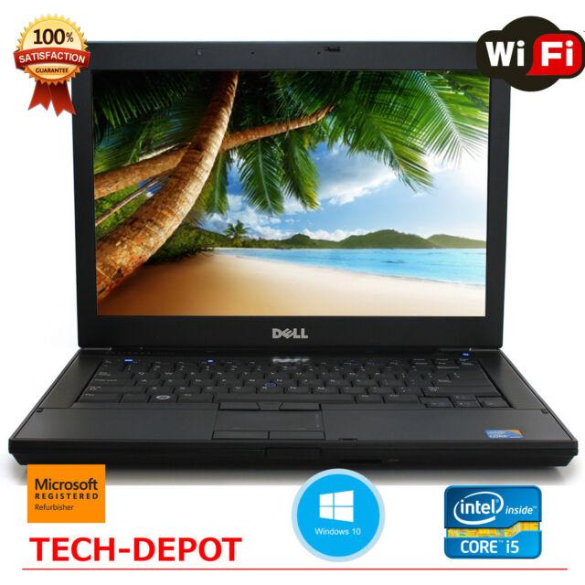 Dell Laptop Latitude E6410 14