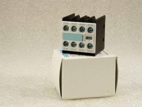 2ö-inutilisé-Dans NEUF dans sa boîte Siemens 3rh1911-1ha22 hilfsschalter bloc 2 S