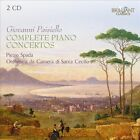 Giovanni Paisiello: Complete Piano Concertos (CD, Aug-2011, 2 Discs, Brilliant Classics)