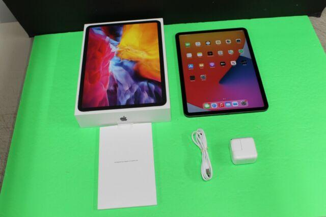 Apple iPad Pro 2nd Gen. 256GB, Wi-Fi, 11 in - Space Gray ...