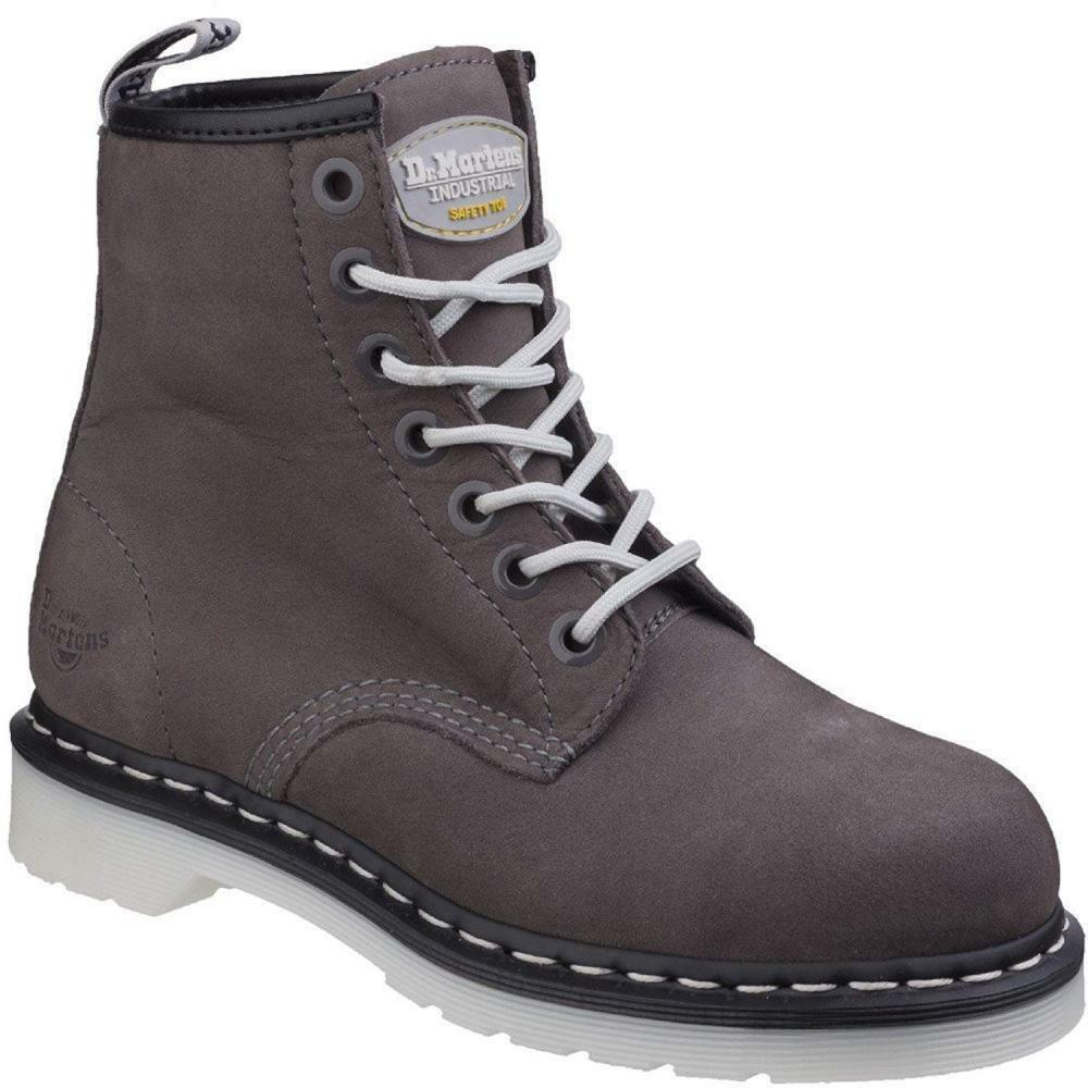 Dr. Martens Work Womens Maple Steel Toe 7-Eye Boot