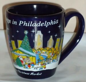 image is loading christmas village in philadelphia german christmas market ceramic