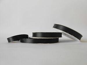 Nastro-doppio-raso-15-mm-rotolo-bobina-da-50-mt-Nero-fai-da-te-art-D1530