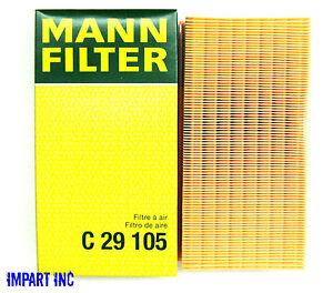 For BMW E38 E53 750iL 1996-2001 X5 2001-2006 Air Filter C29105 Mann