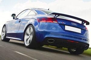 Travailleur Audi Tt 8j Aileron / Becquet Rs Style ( 2006-2014 ) Large SéLection;