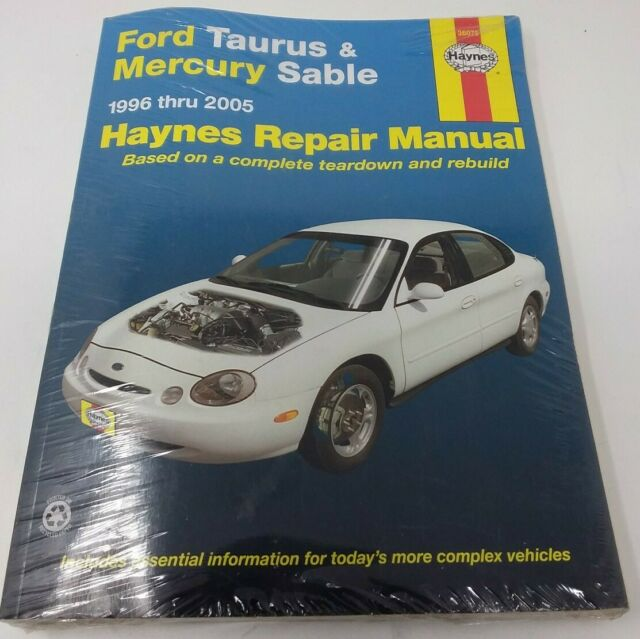 Diagram  20ford Taurus Mercury Sable Wiring Diagram Manual Original Full Version Hd Quality