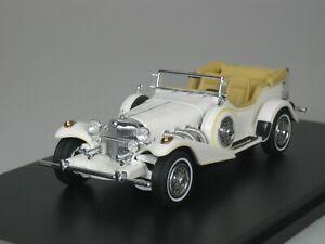 Excalibur-Series-III-Phaeton-Cabriolet-1977-White-1-43-Neo-47145-New