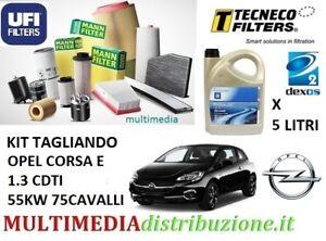 TAGLIANDO OPEL MERIVA 1.3 CDTI 75CV