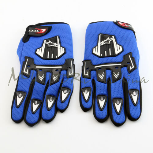 MOTORCYCLE GLOVE YOUTH//PEEWEE MX MOTORBIKE RACING GUANTES BMX//ATV//QUAD//DIRT BIK