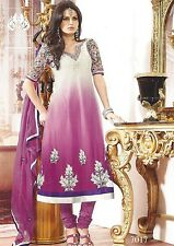 Indian Pakistani Designer Salwar Kameez Suit Party Dress Orginal Aahna 7017