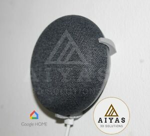 SOPORTE-GOOGLE-HOME-NEST-MINI-Pared-Techo-Suport-Wall-Resistente-3D