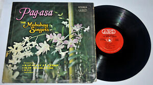 Philippines-THE-MABUHAY-SINGERS-Pag-Asa-OPM-LP-Vinyl-Record