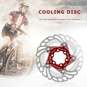 140-S1-140-F1-203-S1-Quick-Cool-Down-Bicycle-Cooling-Disc-Brake-Floating-Rotor