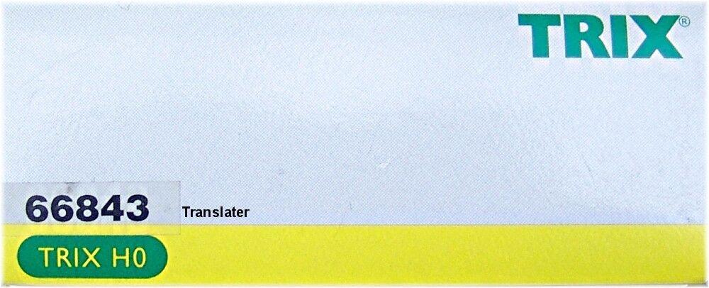 Con precio barato para obtener la mejor marca. Trix 66843 Translater   Nuevo en en en Embalaje Original    Esperando por ti