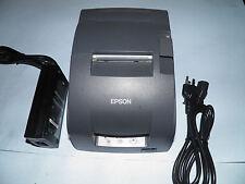 EPSON TM-U220B M188B POS Kitchen Receipt Printer USB with power Auto Cutter