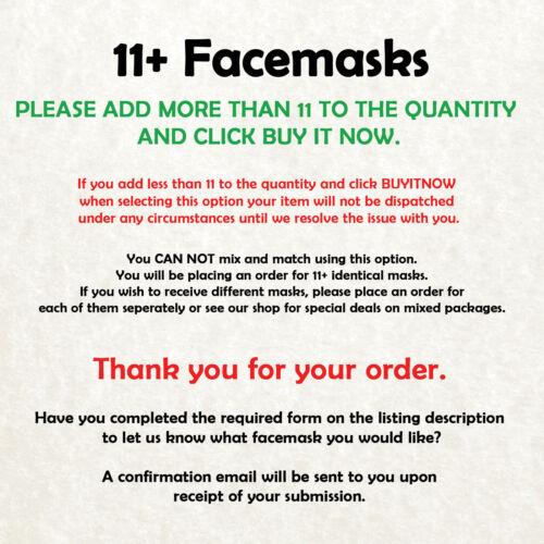 Máscara Facial Tarjeta De Vaca Animal Máscaras Para Diversión Fiesta Halloween Elaborado disfrazarse P/&P