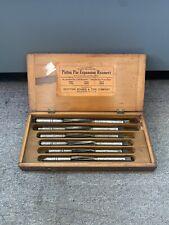 Vintage Keystone Piston Pin Expansion Reamers Set No P 128