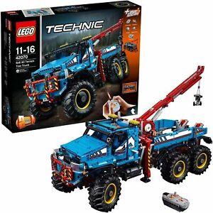 LEGO® Technic Allrad-Abschleppwagen, 42070   eBay