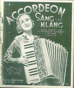 Akkordeon-Sang-und-Klang-von-Walter-Oehme