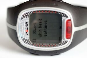 Watch-POLAR-RS300X-Series-Heart-Rate-Alarm-Stopwatch-GPS-Monitor-Watch-ONLY