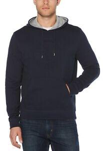 Original-Penguin-Hooded-Embossed-Stamp-Sweatshirt-Dark-Sapphire-Casual-Sweat-Top