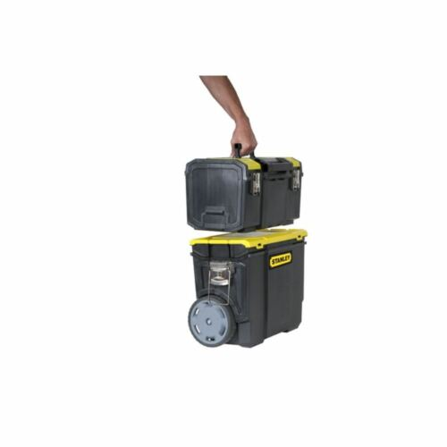 STANLEY Mobile Montagebox Werkzeugtrolley mit Organizer1-70-326