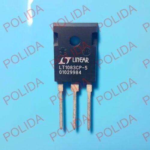 1PCS Positive Adjustable Regulators IC LINEAR TO-3P LT1083CP-5 LT1083CP-5#PBF
