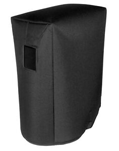 Heathkit TA-17 2x12 Speaker Cabinet Cover - Black, Water Resistant (heat003p)