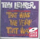 That Was the Year That Was by Tom Lehrer (CD, Apr-1990, Reprise)