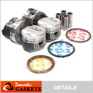 97-01-Acura-Integra-Type-R-1-8L-DOHC-Pistons-and-Rings-Set-B18C5