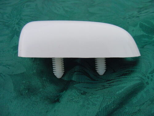 NEW  OEM SEA RAY WHITE RUBRAIL END CAP PART # 958074 SEARAY