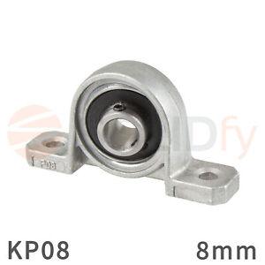 KP08-Stehlager-8mm-Gehaeuselager-pillow-block-CNC-3D-Drucker-P08-bearing-Lager